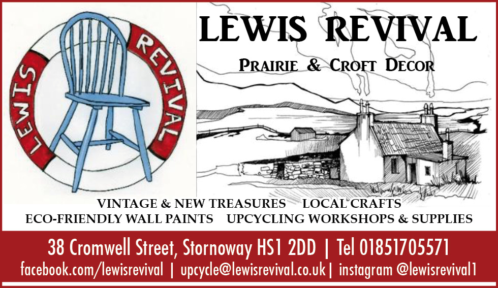 Lewis revival summer 2019