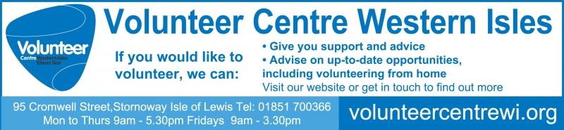 Volunteer Centre Western Isles