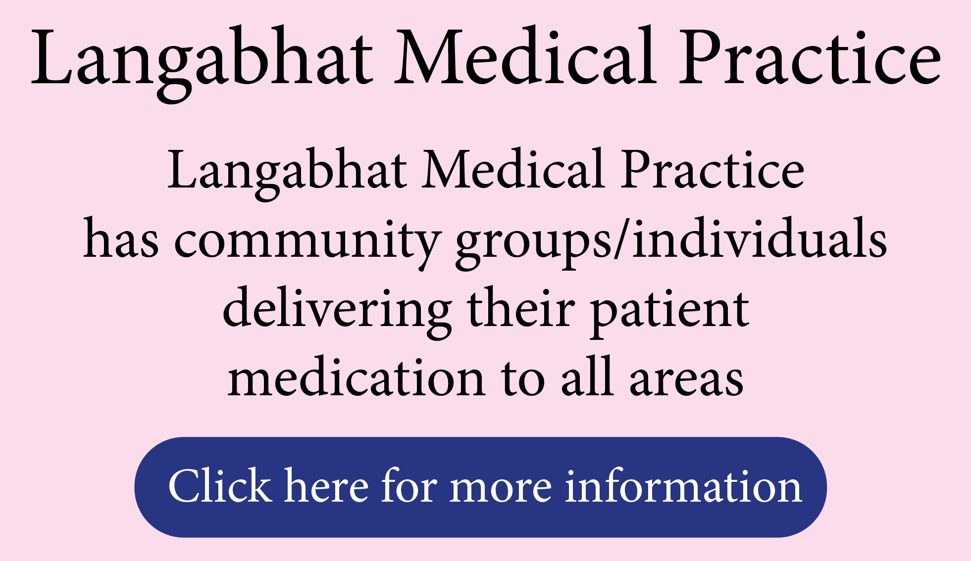 Langabhat community prescription collection
