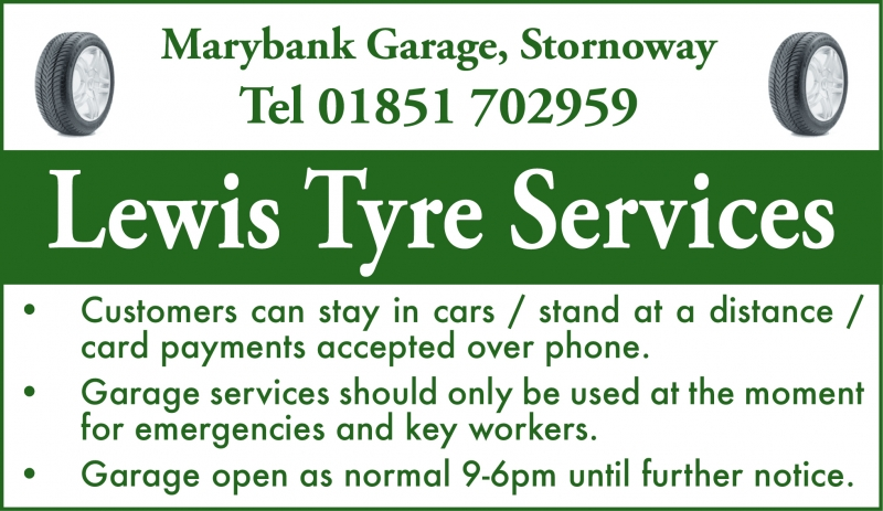 Lewis Tyre Services