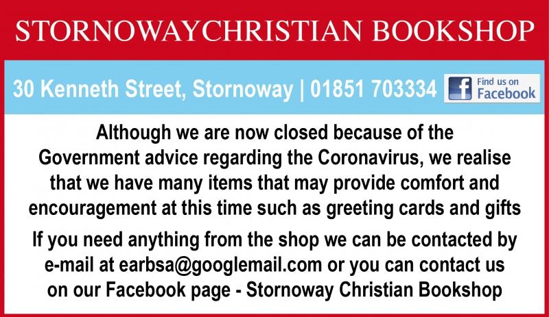 Stornoway Christian Bookshop