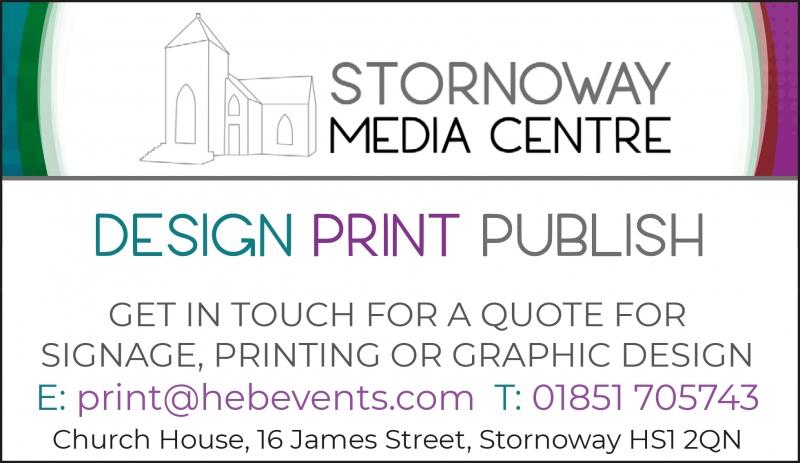 Stornoway Media Centre