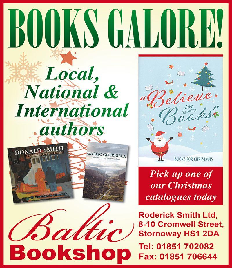 Baltic bookshop