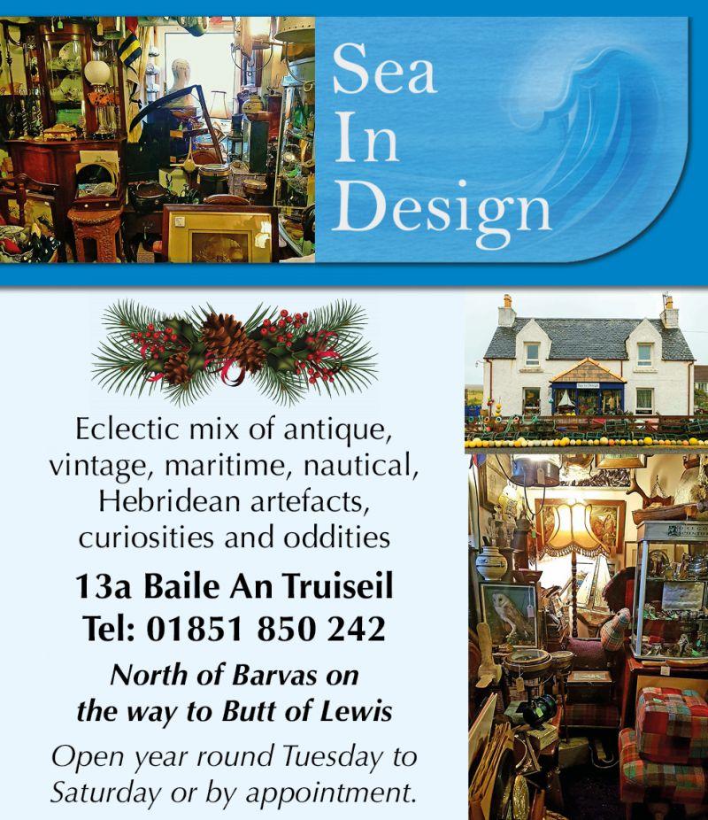 Sea in Design